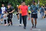 Seribuan orang ramaikan Fun Duathlon TNI AD di Palu