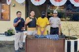 Polisi tangkap tersangka pencabul murid SD di Kotim