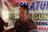 Polres Gunung Kidul menysapkan pos pantau Natal dan Tahun Baru