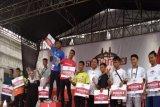 Agus Prayoga dan Odekta juara Semarang 10K