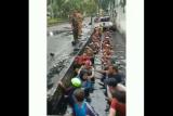 Gara-gara honorer tes fisik masuk got, Lurah Jelambar Jakarta Barat dicopot