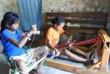 Artikel - Regenerasi penenun di Kampung Berseri Sonraen menjawab kepunahan