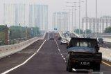 Waskita: Tol layang Japek bergelombang untuk akomodir batas kecepatan kendaraan