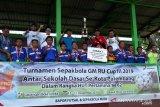 Pertamina gelar festival  sepakbola U-10 se-Sumatera Selatan