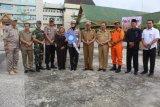 Mitigasi Bencana, Pemkab Inhil bersama TNI-Polri gelar apel siaga Karhutla
