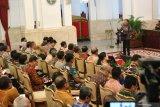Presiden Jokowi ingin angka stunting turun jadi 14 persen