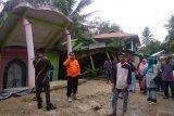 Lima rumah di Koto Alam Limapuluh Kota ambruk akibat tanah amblas