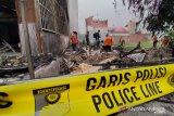 Tiga orang tewas akibat kebakaran ruko di Sukaluyu Karawang