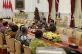 Presiden terima pengurus PSSI 2019-2023