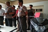 Polisi amankan tersangka pencuri motor, satu residivis