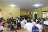 Ribuan peserta ikut tes Panwascam di Provinsi Jambi