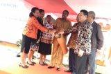 Pemkab Biak dan Bank Papua perkenalkan layanan pengelolaan kas daerah