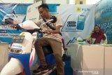 Satpol PP Pariwisata Pariaman bakal kendarai motor listrik, kampanyekan kendaraan hemat energi