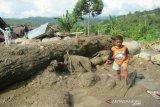 Korban banjir di Kulawi sudah kembali ke rumah
