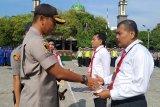Polres Pati terjunkan Satgas Antipolitik Uang jelang Pilkades