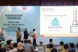 Semen Gresik dianugerahi penghargaan dan Sertifikasi Industri Hijau