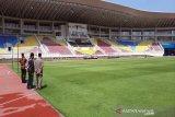 Tinjau Stadion Manahan, DPRD Surakarta temukan bekas genangan air (VIDEO)