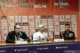 Pelatih Persija kecewa tak bisa berikan kemenangan di laga terakhir Bepe