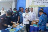 BNNP Sulsel amankan tiga IRT bawa sabu 3,7 kg dari Malaysia