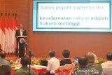 Kepala BNPB: Keselamatan rakyat Indonesia adalah hukum tertinggi