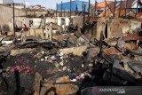Kebakaran rumah padat penduduk