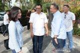 Wamen BUMN dan Gubernur NTB membahas investasi Mandalika