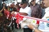 Bupati Jayapura resmikan kapal wisata