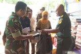 Kodim 1306/Donggala salurkan bantuan bagi warga korban banjir di Sigi