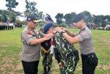 Kapolda Kepri sambut Sat Brimob penugasan Papua