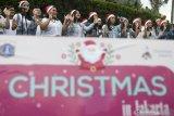 Jakarta preps for peaceful Christmas celebrations