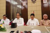 Bayangan Presiden RI Joko Widodo soal ibu kota baru: Hijau dan penuh oksigen