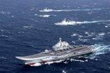 Kapal induk dan kapal perang Amerika Serikat akan berlabuh di Belitung