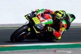 Pebalap MotoGP  Andrea Iannone ini diskors karena doping