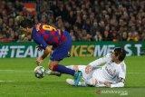 Real Madrid agresif, El Clasico berakhir dengan skor kaca mata