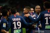 PSG, Lyon dan juara bertahan lancar ke perempat final Piala Liga