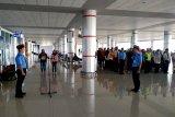 Posko Angkutan Udara Nataru Bandara Tjilik Riwut siaga hingga Januari 2020 mendatang