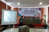 KPU OKU sosialisasikan tahapan Pilkada 2020