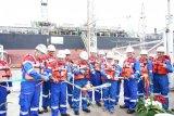 Kilang Plaju Pertamina mulai produksi  bahan bakar kapal sulfur