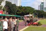 120 ribu prajurit TNI dan Polri amankan Natal dan Tahun Baru 2020