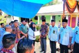 Deklarasi stop BAB sembarangan di Kabupaten Tanggamus Lampung