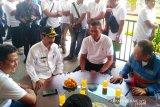 Pembangunan SUTT Solok Selatan-Dharmasraya tercepat di Indonesia