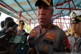 Jenazah anggota Brimob asal Polda Riau dievakuasi ke Pekanbaru melalui Jayapura
