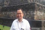 Agar area pandang lebih bagus, concourse Borobudur dilebarkan