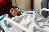 Anggota komisi I DPR RI Adian Napitupulu diberitakan kolaps