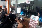 Tiket kereta api kelas ekonomi  tujuan Lampung ludes