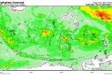 BMKG : Waspada hujan lebat disertai angin kencang di Lampung