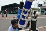 BBMKG: Gerhana Matahari Cincin dipastikan akan lintasi wilayah Sumut