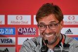 Juergen Klopp sumringah simak Wenger puja puji Salah