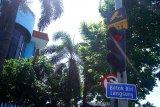 CCTV dipasang di sejumlah kawasan Surabaya guna antisipasi tawuran