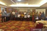 BNN Sultra evaluasi pelaksanaan advokasi pembangunan berwawasan antinarkoba